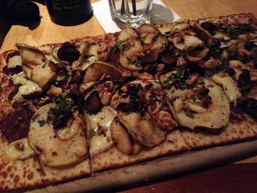 Fig & Brie Flatbread