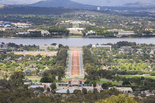 Canberra - View