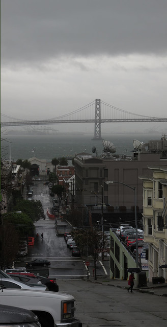 Bay Bridge, San Francisco (2015)