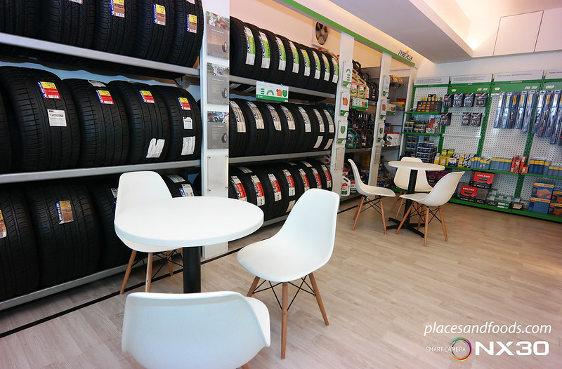 michelin tyreplus tables and chairs