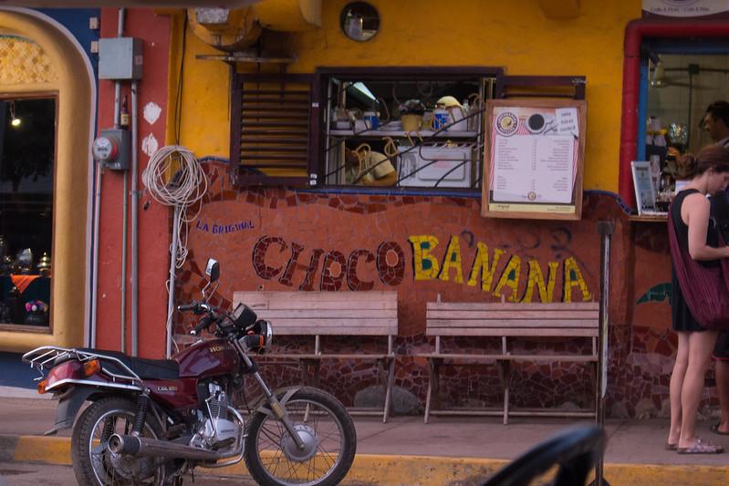 Choco Banana, Sayulita, Mexico