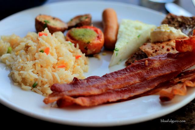 Sofitel So Bangkok Buffet Breakfast
