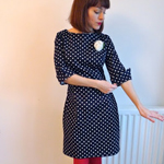 Polka Dot New Look 6000 Dress