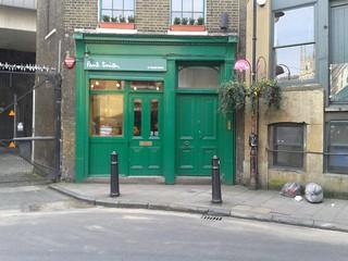 Paul Smiths shop Borough Market London