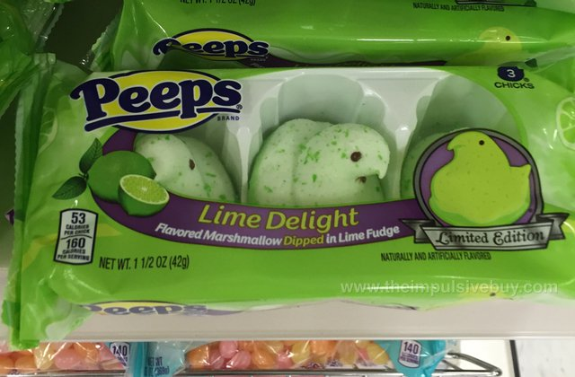Peeps Limited Edition Lime Delight