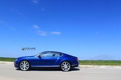 Strasse Wheels 2015 Bentley GT