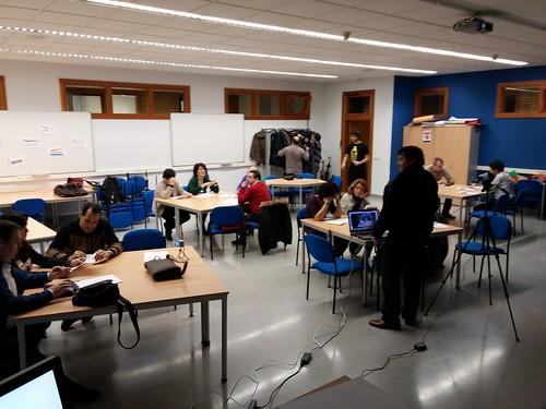 Tercera reunión de Asociación Aprendizaje Abierto #7alde #UDeusto