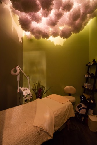 Savor Spa Dream Treatment Room
