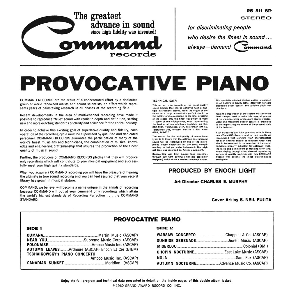 Dick Hyman - Provocative Piano