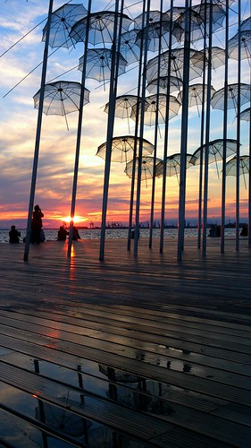 sunset explore greece macedonia thessaloniki timeless μακεδονια