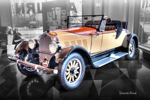 Auburn 8-88 Roadster