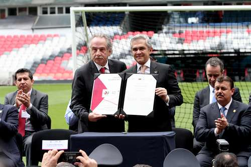 Se buscará garantizar integridad de asistentes a partidos en los estadios