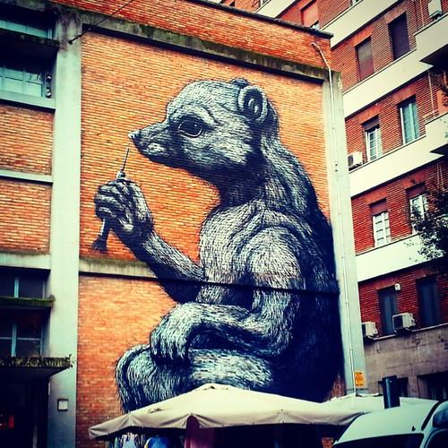 Graffiti romani