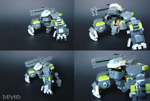 Gorilla Mech L-01