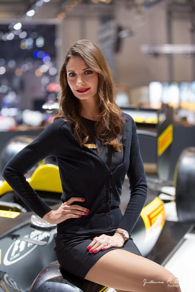Car Show 2015 >> Hostess - Geneva Motor Show 2015 | GENEVA, SWITZERLAND ...