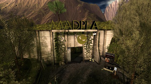 MadPea Games New Home