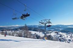 Paseky nad Jizerou - top lyžování pro děti iambiciózní lyžaře