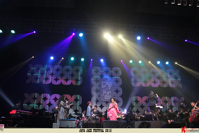 Java Jazz Festival 2015 Day 3 - The Ladies of Jazz (2)
