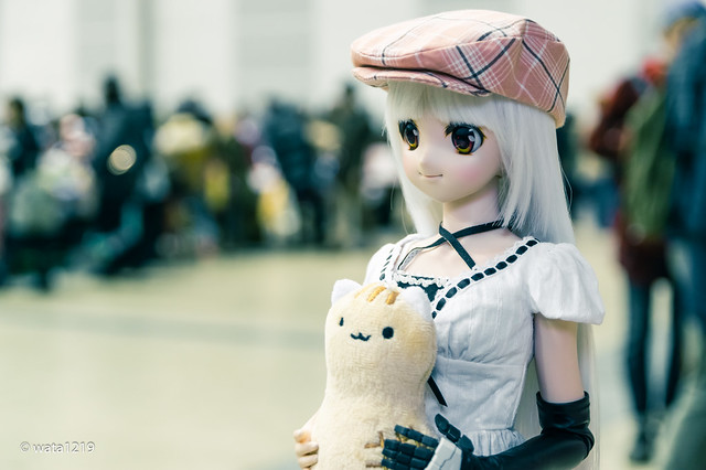 [I Doll vol.43] Mayu and Peanut Cat (5)