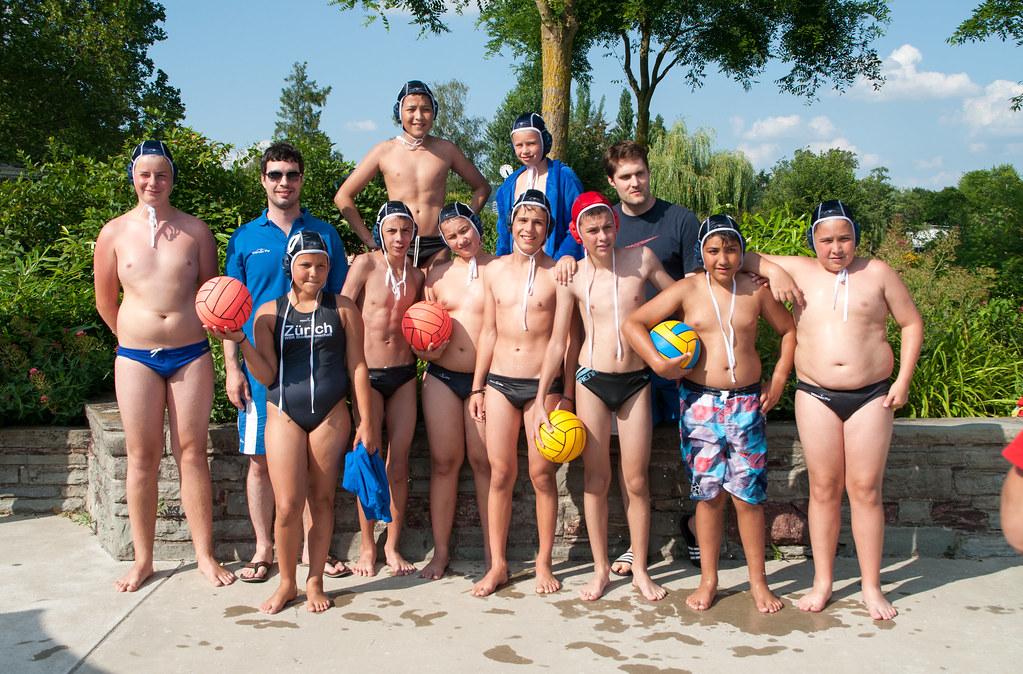 2013 2. Zürcher Jugend Wasserballturnier