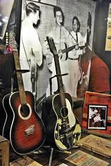 Memphis - Sun Records - Elvis Guitars