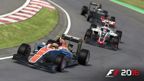 F1 2016 PC Patch