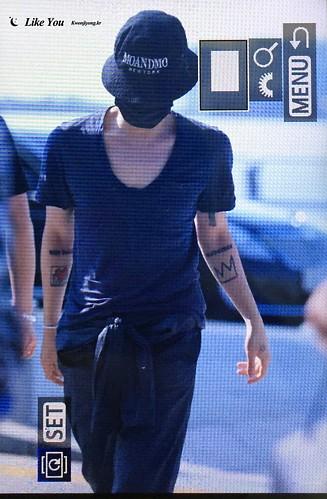 Big Bang - Incheon Airport - 05jun2016 - likeyou_GD - 01