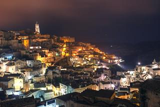 Matera Night