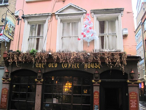 Treasure Hunt Walk - Old Coffee House
