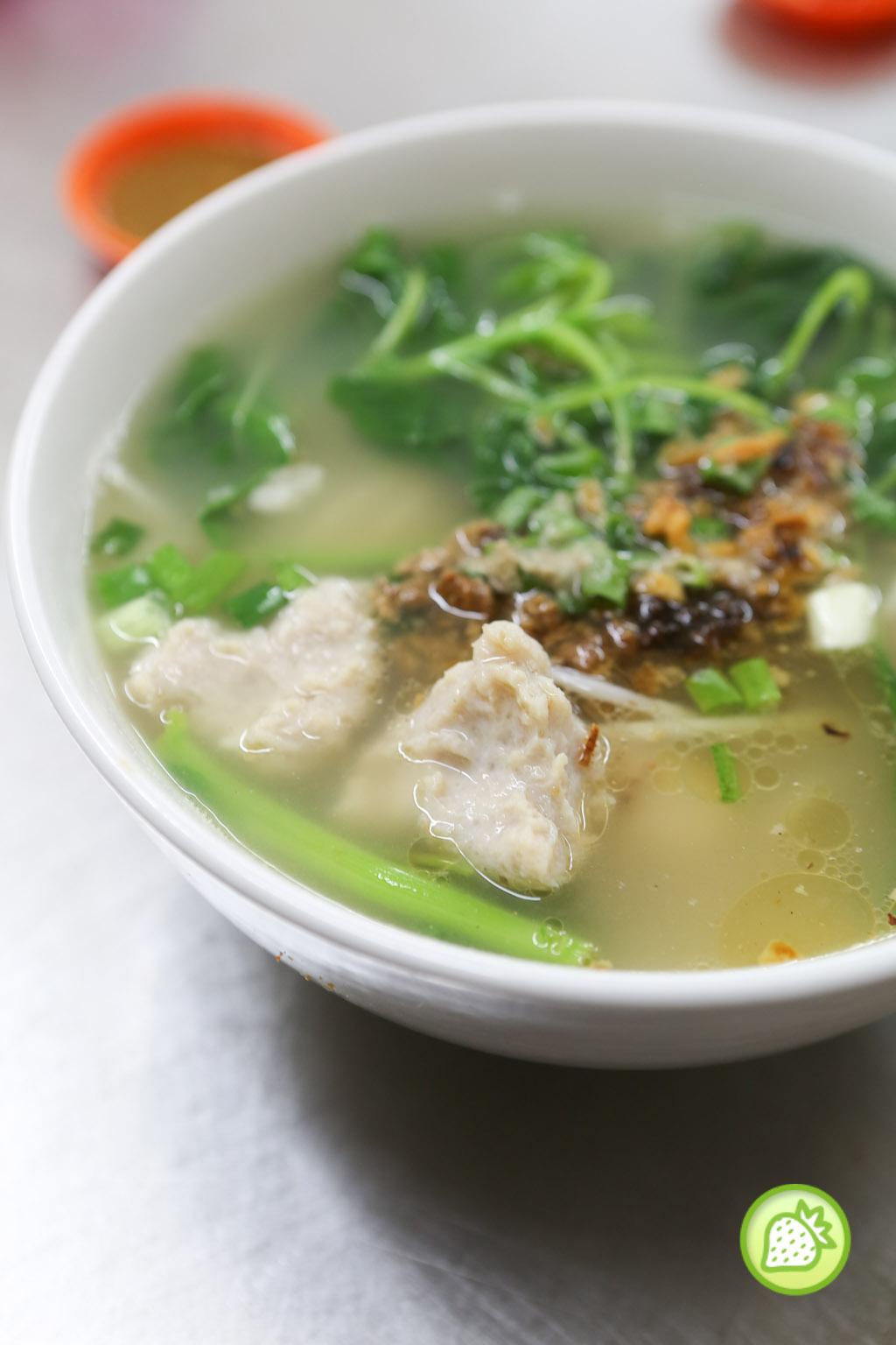 Restaurant Gou Lou Fish Head Noodles