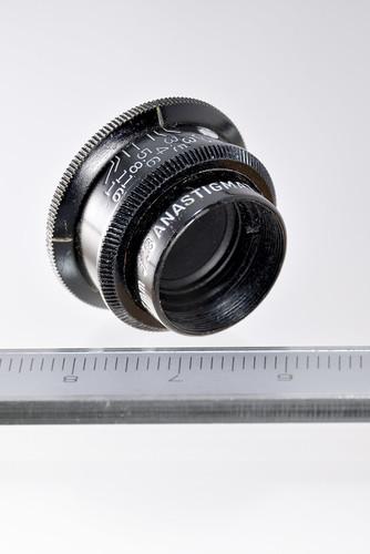 BAUSCH&LOMB 12.7mm F=3 ANASTIGMAT