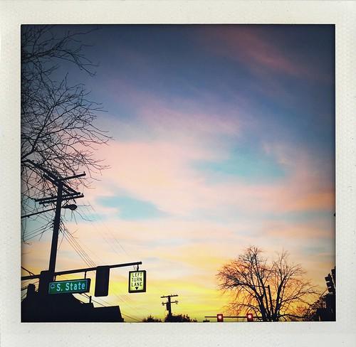 Sunset 11/10/14