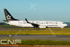Boeing 737-800 HP-1728CMP Copa Airlines (Star Alliance)