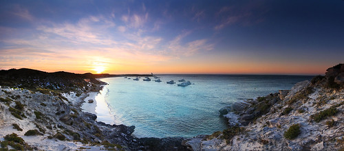 sunset island joey perth marc reef rotto rottnest russo quokka salmonbay marjoriebay