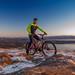 Til fjells på sykkel