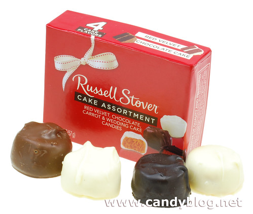 Russell Stover Cake Truffles