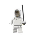 LEGO Collectable Minifigures Series 13 Fencer