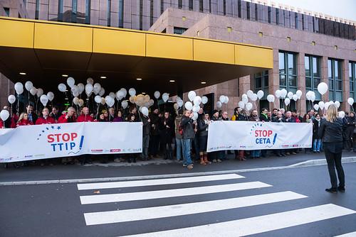 """""""Stop TTIP""""-Klage zu TTIP & CETA vor dem EuGH"""