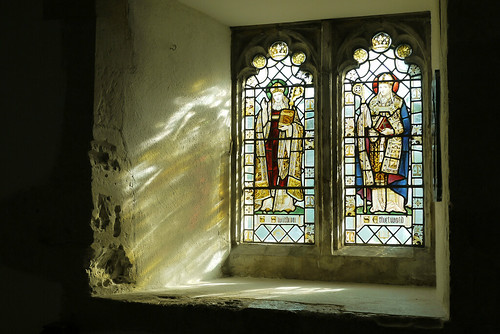 St Swithun & St Ethelwold