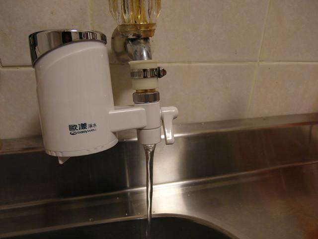 一般出水@ALYA歐漾龍頭式淨水器