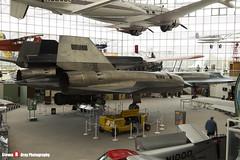 60-6940 - 134 - Lockheed M-21 Blackbird - The Museum Of Flight - Seattle, Washington - 131021 - Steven Gray - IMG_3579