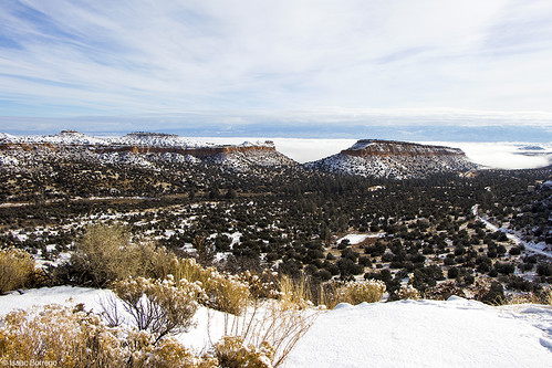sky snow mountains newmexico clouds canyon valley mesas losalamos andersonoverlook canonrebelt4i