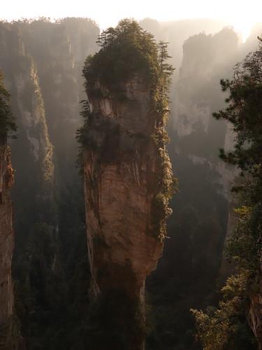 "La grandiose ""Avatar Hallelujah Mountain"""
