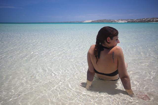 Lisa, Coral Bay, Western Australia