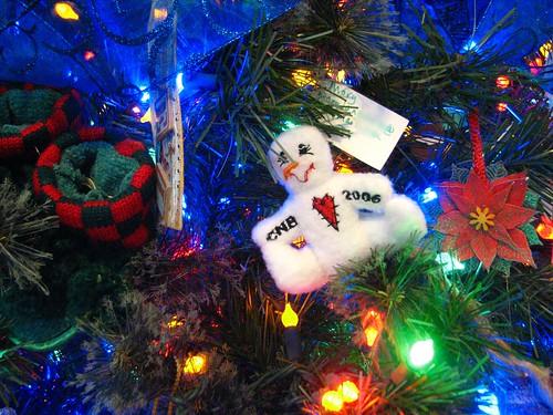 exchange ornament