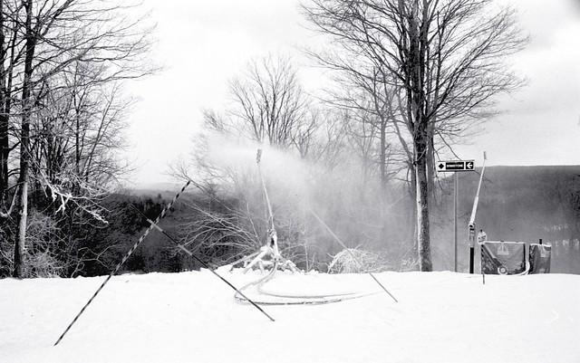 Instant Snow Storm