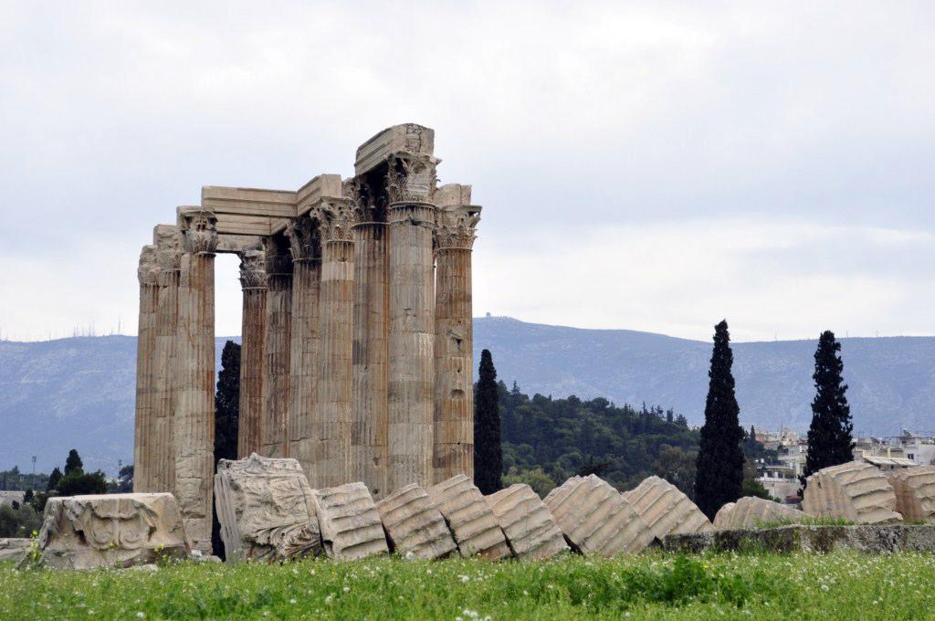 Templo de Zeus Olímpico atenas en 2 días - 15991169884 a68ca87557 b - Qué ver en Atenas en 2 días