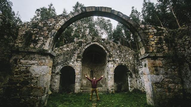 A survivor arch