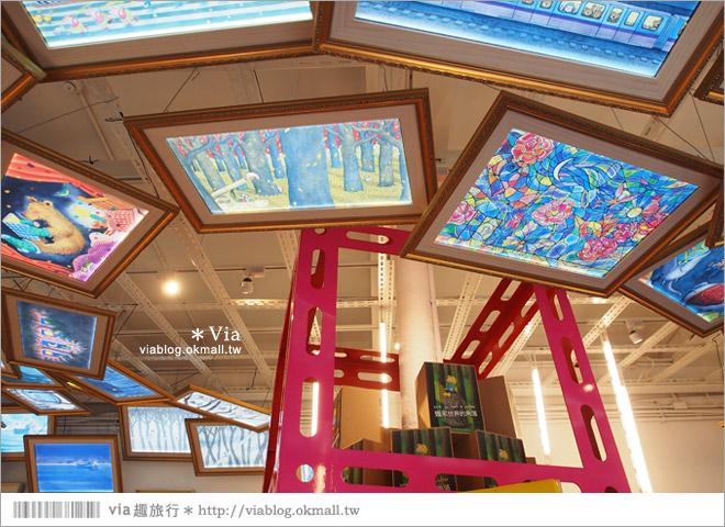 【台北幾米餐廳】華山幾米品牌概念餐廳~故事團團轉/是美味的餐廳,更是文創概念店5