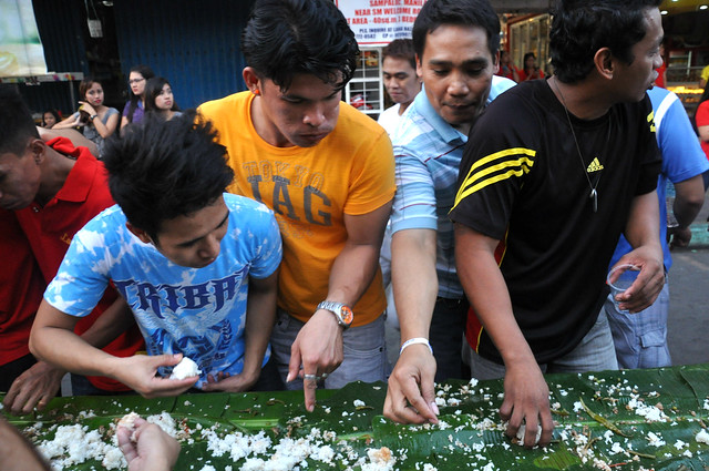 Laoag's Longest Boodle Fight
